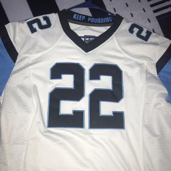 online store 20ca0 a7db3 Carolina panthers away limited jersey size small